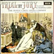 Click here for more info about 'Gilbert & Sullivan - Trial by Jury & Excerpts from Utopia Ltd'