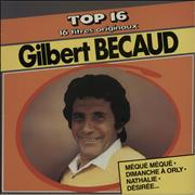 Click here for more info about 'Gilbert Bécaud - Top 16 - 16 Titres Originaux'