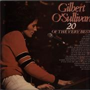 Click here for more info about 'Gilbert O'Sullivan - 20 Of The Very Best'