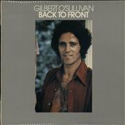 Click here for more info about 'Gilbert O'Sullivan - Back To Front'
