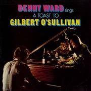 Click here for more info about 'Gilbert O'Sullivan - Denny Ward Sings A Toast To Gilbert O'Sullivan'