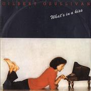Click here for more info about 'Gilbert O'Sullivan - What's In A Kiss'