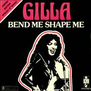Click here for more info about 'Gilla - Bend Me Shape Me'