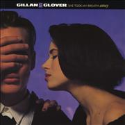 Click here for more info about 'Gillan Glover - She Took My Breath Away'