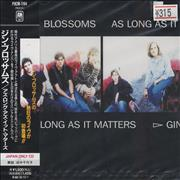 Click here for more info about 'Gin Blossoms - As Long As It Matters'