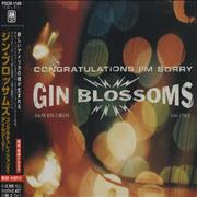 Click here for more info about 'Gin Blossoms - Congratulations I'm Sorry'