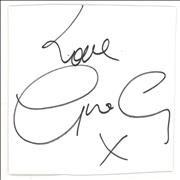 Click here for more info about 'Gina G - Autograph'