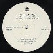 Click here for more info about 'Gina G - Every Time I Fall'