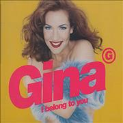 Click here for more info about 'Gina G - I Belong To You'