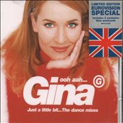 Click here for more info about 'Gina G - Ooh Aah... Just A Little Bit'