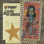 Click here for more info about 'Ginger (Wildhearts) - Cars & Vaginas'