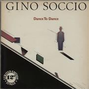 Click here for more info about 'Gino Soccio - Dance To Dance'