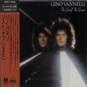 Click here for more info about 'Gino Vannelli - The Gist Of The Gemini'
