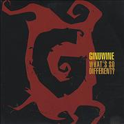 Click here for more info about 'Ginuwine - What's So Different?'