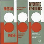 Click here for more info about 'Radio Frankfurt Symphony Orchestra - Favourite Overtures By Rossini And Weber'