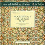 Click here for more info about 'Giovanni Gabrieli - Processional & Cermonial Music'