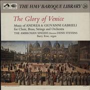 Click here for more info about 'The Glory of Venice'