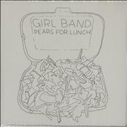 Click here for more info about 'Girl Band - Pears For Lunch - Numbered Sleeve'