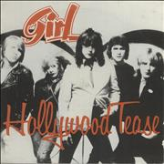 Click here for more info about 'Girl - Hollywood Tease - Paper Sleeve'