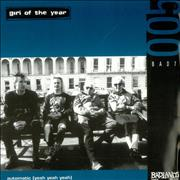 Click here for more info about 'Girl Of The Year - Automatic (Yeah Yeah Yeah)'