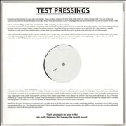 Click here for more info about 'Girl - Sheer Greed - Test Pressing'