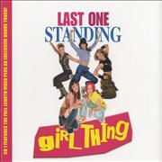 Click here for more info about 'Girl Thing - Last One Standing'