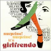 Click here for more info about 'Girlfrendo - Surprise! Surprise! It's Girlfrendo - Green Vinyl'