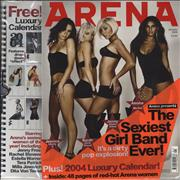 Click here for more info about 'Girls Aloud - Arena'