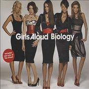 Click here for more info about 'Girls Aloud - Biology'