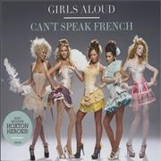 Click here for more info about 'Girls Aloud - Can't Speak French'