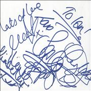 Click here for more info about 'Girls Aloud - Collection of Autographs'