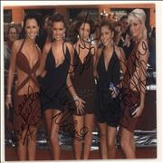 Click here for more info about 'Girls Aloud - Fully Autographed Photograph'