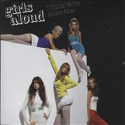Click here for more info about 'Girls Aloud - I Think We're Alone Now'