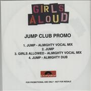 Click here for more info about 'Girls Aloud - Jump Club Promo'