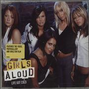 Click here for more info about 'Girls Aloud - Life Got Cold'