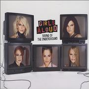 Click here for more info about 'Girls Aloud - Sound Of The Underground'