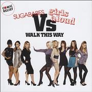 Click here for more info about 'Girls Aloud - Walk This Way'
