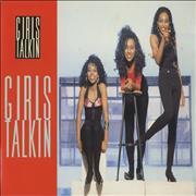 Click here for more info about 'Girls Talkin - Girls Talkin' (Radio Mix)'