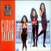 Click here for more info about 'Girls Talkin - Girls Talkin'