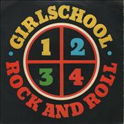Click here for more info about 'Girlschool - 1-2-3-4 Rock And Roll'