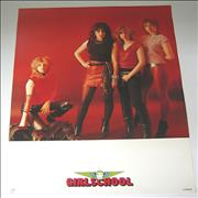 Click here for more info about 'Girlschool - Girlschool'