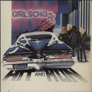 Click here for more info about 'Girlschool - Hit And Run'