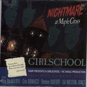 Click here for more info about 'Girlschool - Nightmare At Maple Cross - Sealed'