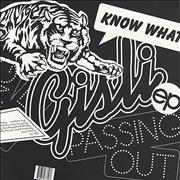 Click here for more info about 'Gisli - Passing Out EP'