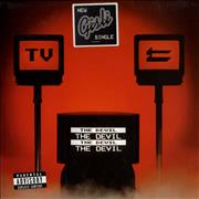 Click here for more info about 'Gisli - TV=The Devil - Red Vinyl'