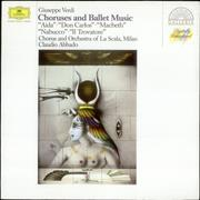 Click here for more info about 'Giuseppe Verdi - Choruses and Ballet Music'