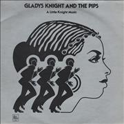 Click here for more info about 'Gladys Knight & The Pips - A Little Knight Music'
