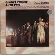 Click here for more info about 'Gladys Knight & The Pips - Easy Riding'