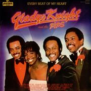 Click here for more info about 'Gladys Knight & The Pips - Every Beat Of My Heart'