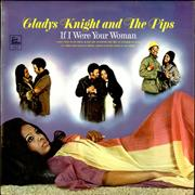 Click here for more info about 'Gladys Knight & The Pips - If I Were Your Woman'